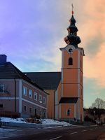The village church of Traberg I by patrickjobst