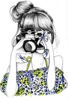Vintage Doll PNG 1 by PinklieCuteEditions