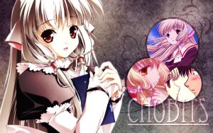 Chobits - Wallpaper by wakeupthedawn