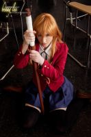 Toradora - Eyes of the Taiga by Benny-Lee