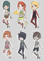 Adoptable Batch 2 :ONE LEFT: by 18885377910