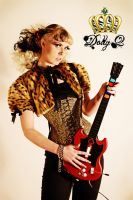 Guitar Hero Dolly by Dolly-Q