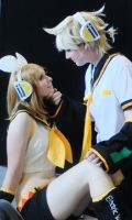 len and rin by CorporatePuppet