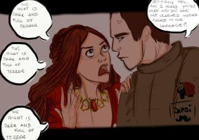 and Melisandre says.... by AlexielApril