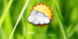 Clear Weather for SysStats by adey64