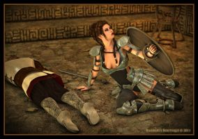 Defeated by karibous-boutique