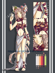 -Auction- adopt 05: Floferian [ Closed ] by hako-guu