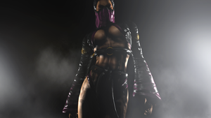 Mortal Kombat: Deception - Mileena by ShizzyZzZzZzART