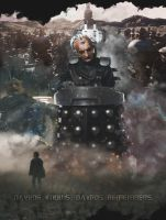 Davros Knows by SimmonBeresford