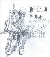 Deadpool by Tiger59