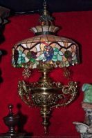HotR : Stained Glass Lamp 06 by taeliac-stock