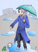 Its the rain by ichi-iltea15