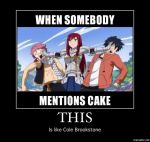 Erza (and Cole) Motivational by Lesley-The-Devil