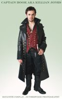 Killian Jones Cosplay 1 by Rovanite