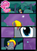 MLP FIM STARS Chapter-1 Dreams Page-1 by MultiTAZker