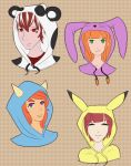hoodies and OCs by Hitty-Rex