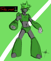 +Tokeman+ Color+ by Endless-warr