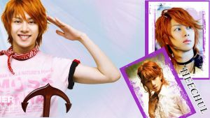 Heechul wp by SubterraneanTV