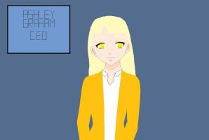 Ashley Graham CEO by crshh