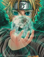 Naruto: New Found Skill by Nidyl