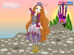 Ever after high Holly O'Hair by unicornsmile