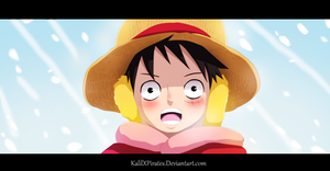 Monkey D Luffy by KhalilXPirates