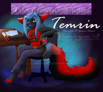 [FA's 100th Watcher Prize Art] Temrin by Meaeshana