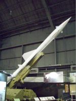 SA-2 Guideline Surface to Air Missile by KilikRhydin