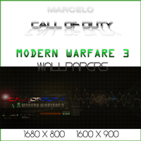 Call Of Duty Wallpapers by marcelo-g