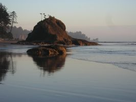 La Push 2nd Beach 5 by rifka1