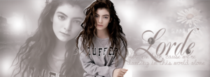 Lorde by dontjudgemebitchess
