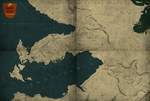 New fantasy map by Gotagetoing