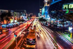 Bangkok Night by faisalh
