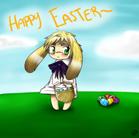 Happy Easter by candy-behemoth