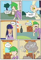 It's Not Equestria Anymore Ch2 P1 by afroquackster