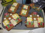 Gingerbread House 2014~ 1 by DarkwingFan