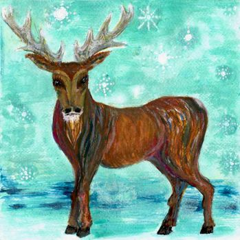 Stag 2 by amyhooton