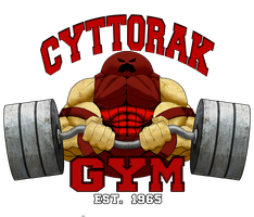 CYTTORAK GYM by theDOC30427