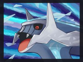 dialga by e-maney