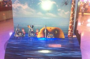 Madagascar 3 featuring Alvin and Brittany XD by AlaskahAndDaMunks