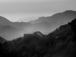 The Great Wall V by AtomicBrownie