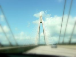 The Bridge of Uddevalla (2), Sweden by kaymeow