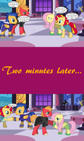CE: Double Dance Date by DarthWill3