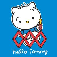 Hello Tommy by Moysche