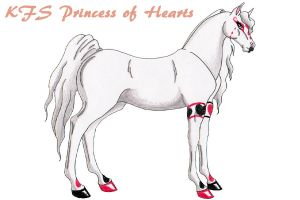 Princess of Hearts by rempage