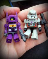 My Little Decepticons by KirstyTron