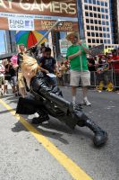 Roxas at TO Pride Parade 2011 by M-Hydra