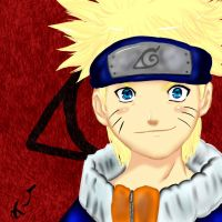 Naruto by keyace
