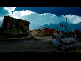 Hometown - Abandoned by IGTorres-Art