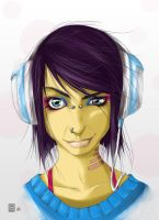 Headphone by Gaeuz by best-of